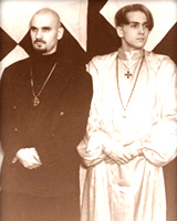 Лазаренко и Воронцов